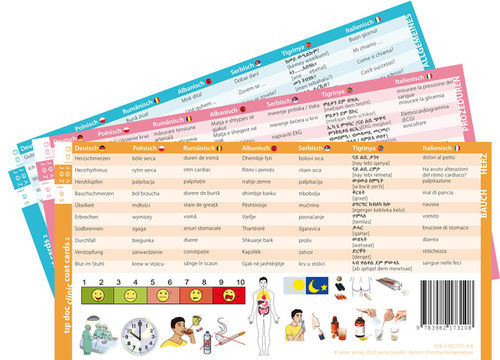 tıp doc clinic coat cards2